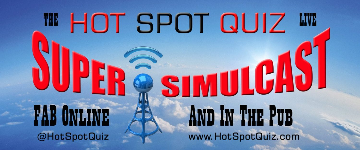Hot Spot Quiz TV - Live!